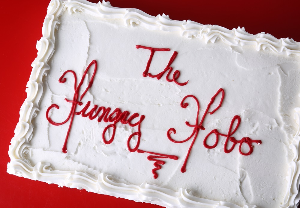 Hungry Hobo Party Cakes