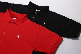 Cotton Pique Polo Crew Shirt image